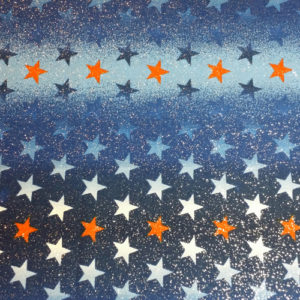 Stars Cotton prints