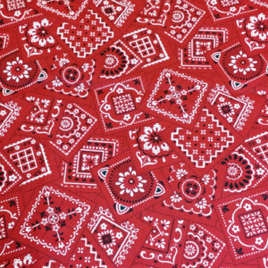 Bandana cotton prints