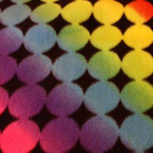 Dots Fleece Patterns