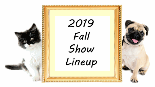 2018 Pet Product Show Lineup